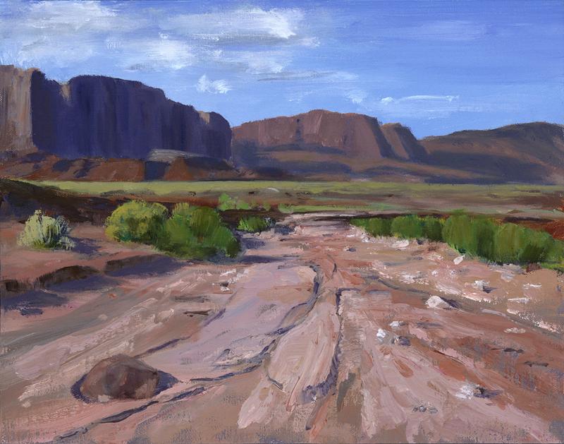 Vermilion Cliffs Dry Wash