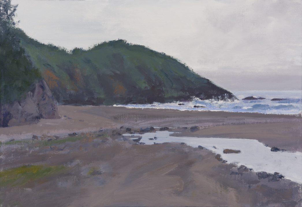 Oregon Coast Headland