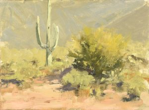 Bear Canyon Plein Air
