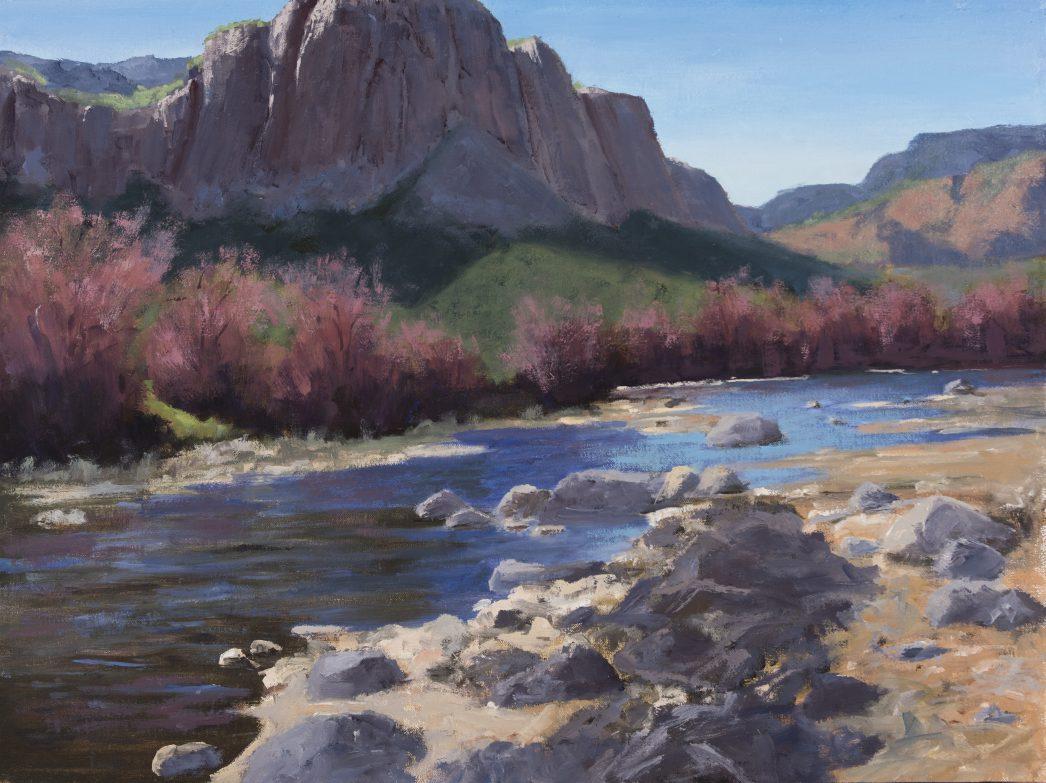 Salt River and Cliffs