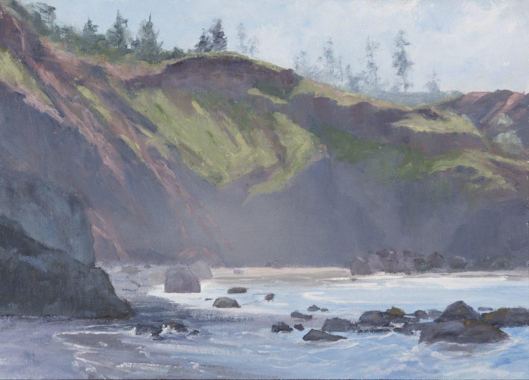 Oregon Coast Near Cannon Beach